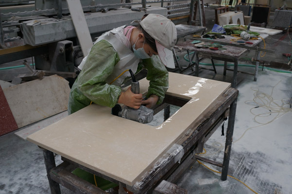 marble top fabrication