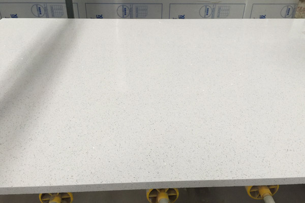 starlight white quartz countertops