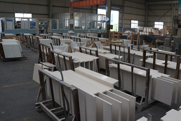 quartz top fabrication cost price