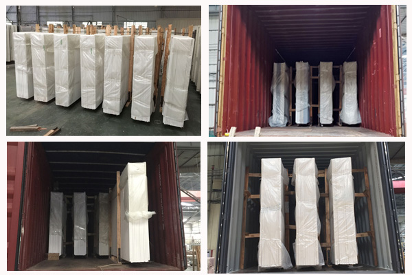 full container quartz slabs shipping
