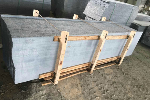 countertop slab granite packing