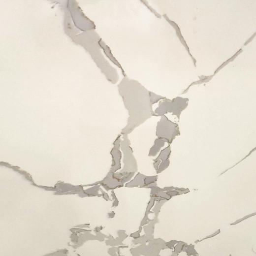 Calacatta white quartz colors